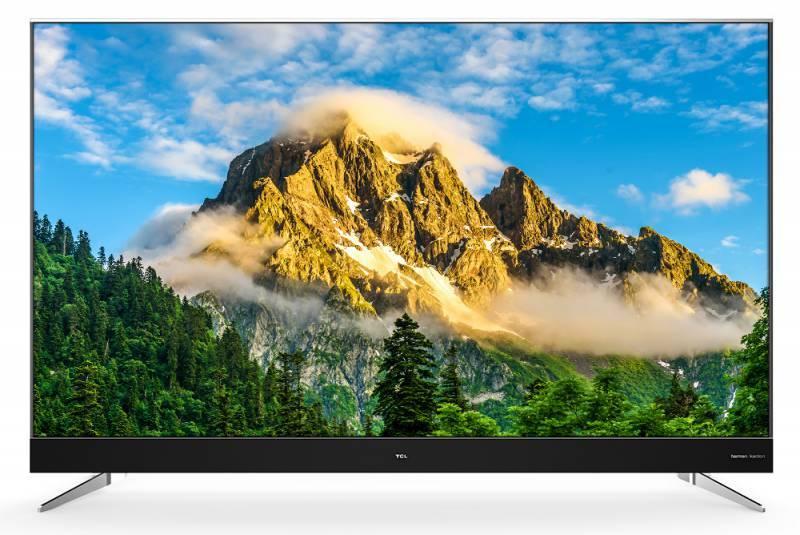 """Телевизор LED 70"""" TCL L70C2US серебристый - фото 1"""