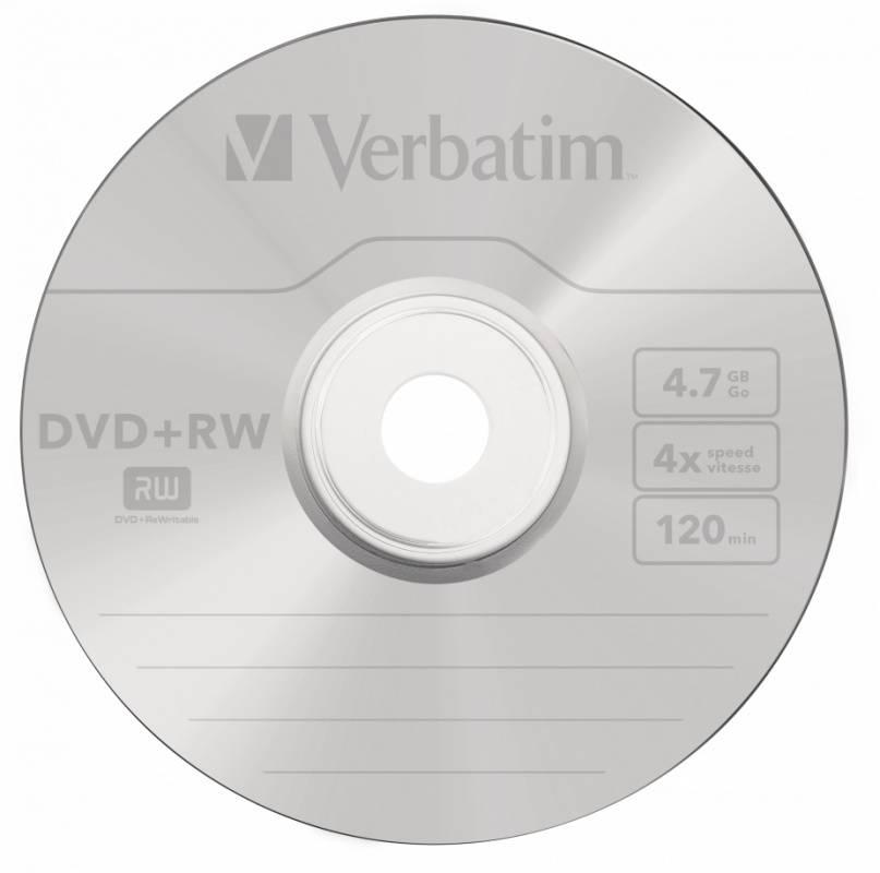 Диск DVD+R Verbatim 4.7Gb 16x (10шт) (43498) - фото 1