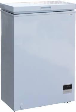 Морозильный ларь Shivaki CF-1001DW белый