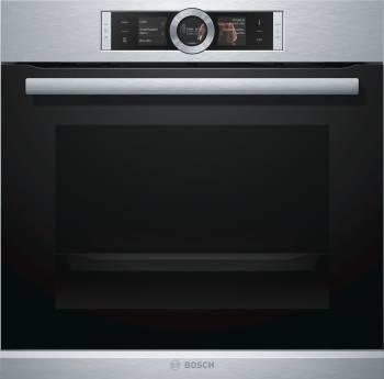 Духовой шкаф электрический Bosch HBG636LS1 нержавеющая сталь
