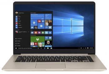 Ноутбук 15.6 Asus S510UN-BQ020T (90NB0GS1-M00410) золотистый