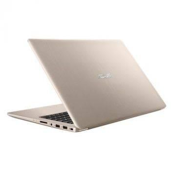 Ноутбук 15.6 Asus N580VD-DM129T (90NB0FL1-M08720) золотистый
