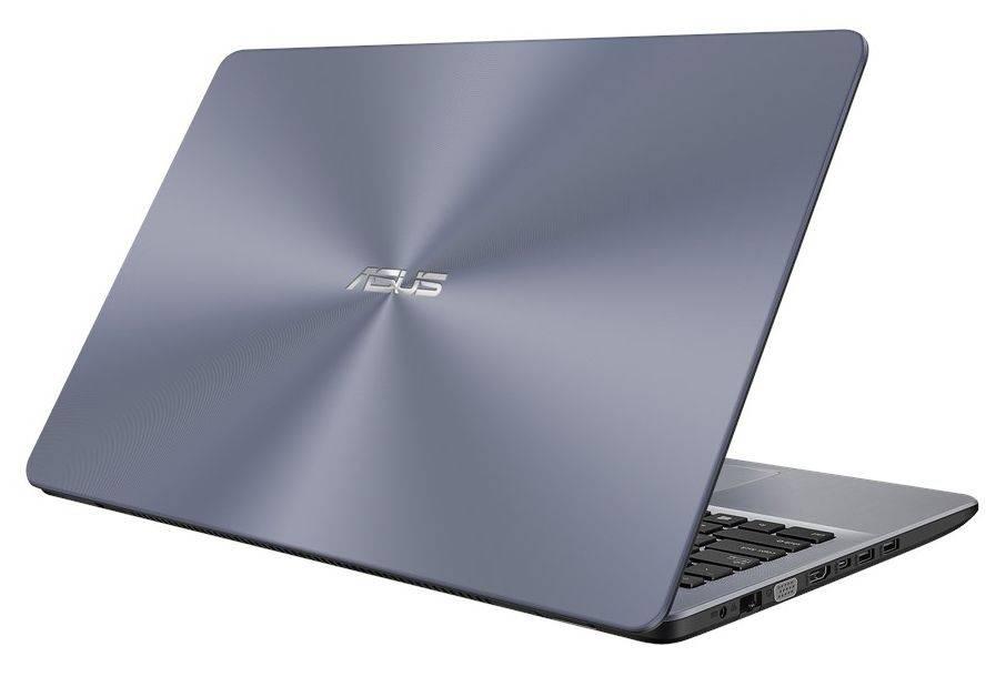 """Ноутбук 15.6"""" Asus VivoBook X542UA-GQ003T (90NB0F22-M02550) темно-серый - фото 3"""