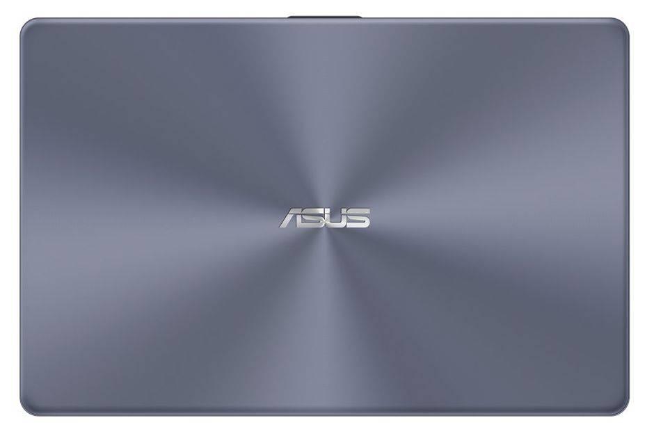 """Ноутбук 15.6"""" Asus VivoBook X542UA-GQ003T (90NB0F22-M02550) темно-серый - фото 4"""