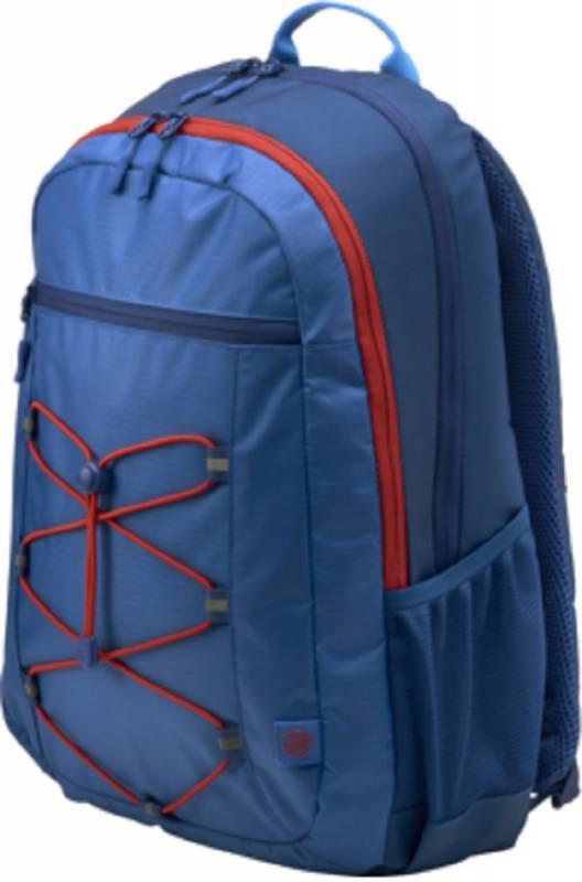 """Рюкзак для ноутбука 15.6"""" HP Active синий/красный - фото 1"""