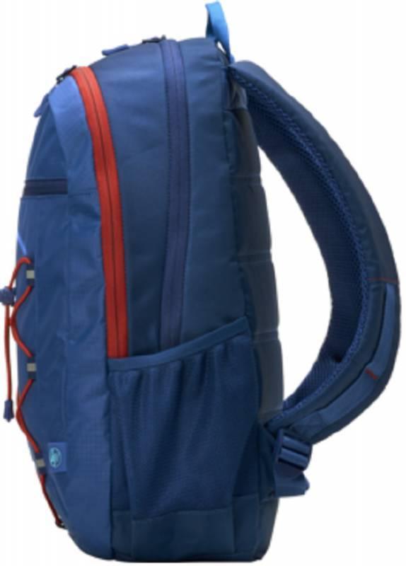 """Рюкзак для ноутбука 15.6"""" HP Active синий/красный - фото 3"""