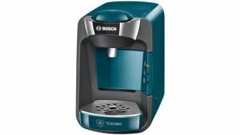 Кофемашина Bosch TAS3205 бирюзовый/черный