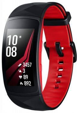 Смарт-часы SAMSUNG Galaxy Gear Fit 2 Pro черный (SM-R365NZRASER)