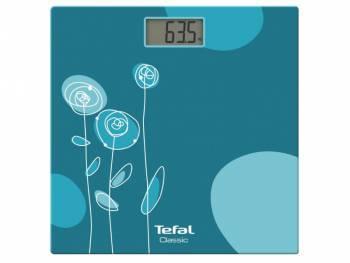 Весы напольные электронные Tefal PP1148V0 бирюзовый (2100101969)