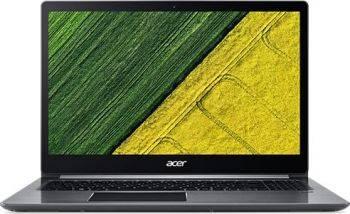 Ультрабук 15.6 Acer Swift 3 SF315-51G-50SE (NX.GQ6ER.001) темно-серый