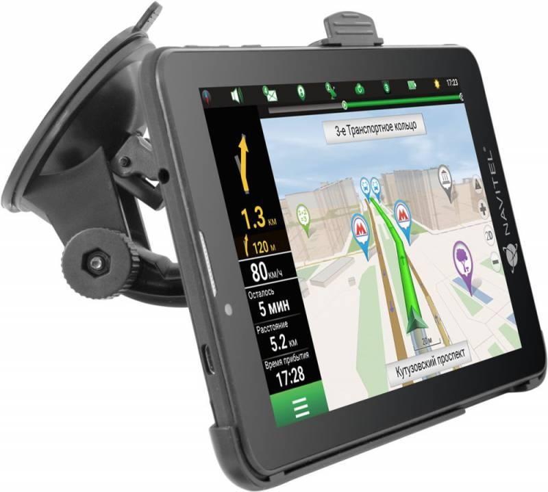 """GPS-навигатор Navitel T700 3G 7"""" черный (T700) - фото 3"""