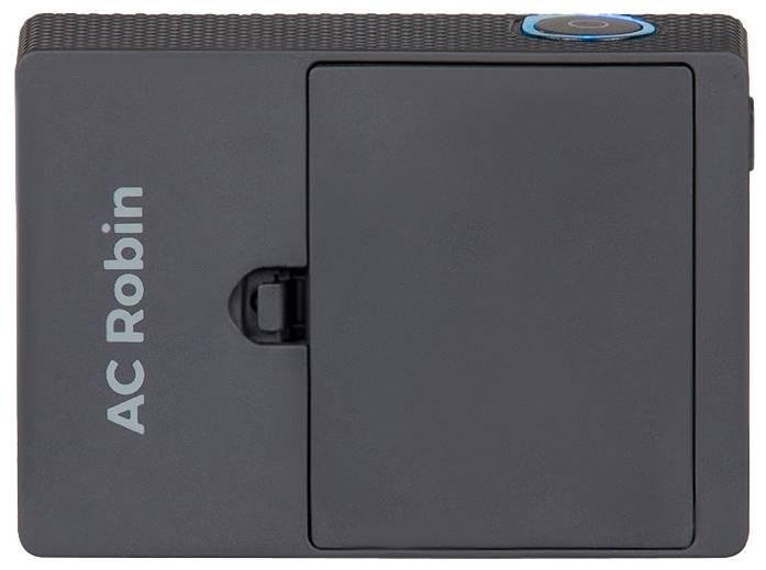 Экшн-камера AC Robin ZED1 черный (АК-00000750) - фото 2