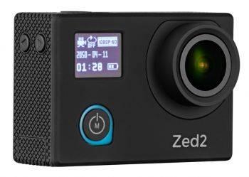 Экшн-камера AC Robin ZED2 черный (АК-00000752)