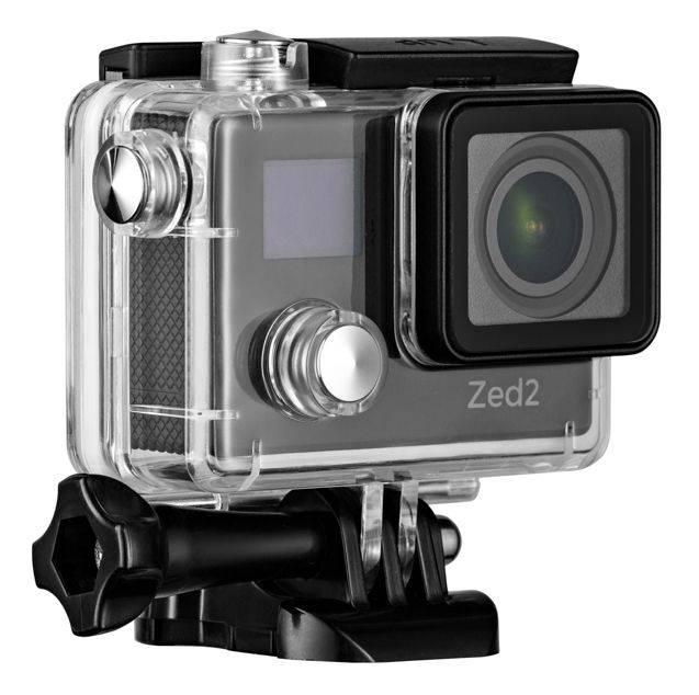 Экшн-камера AC Robin ZED2 черный - фото 2