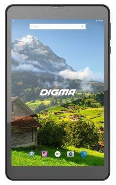 "Планшет 8"" Digma Plane 8555M 4G 16ГБ черный (PS8168ML)"