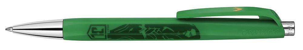 Ручка шариковая Carandache Office INFINITE AQUAMAN зеленый (888.704) - фото 1