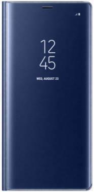 Чехол Samsung Clear View Standing Cover Great, для Samsung Galaxy Note 8, темно-синий (EF-ZN950CNEGRU)