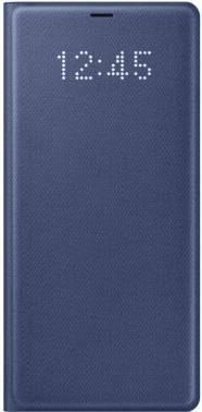 Чехол Samsung LED View Cover, для Samsung Galaxy Note 8, темно-синий (EF-NN950PNEGRU)