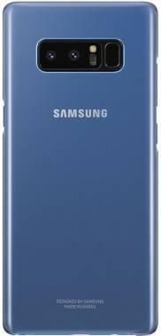 Чехол Samsung Clear Cover Great, для Samsung Galaxy Note 8, темно-синий (EF-QN950CNEGRU)