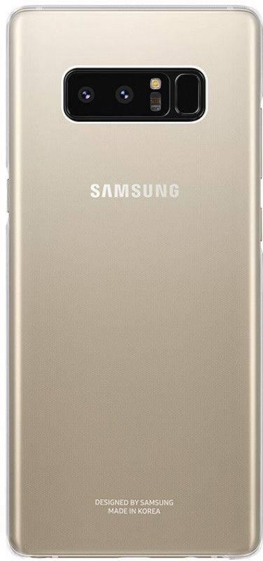 Чехол Samsung Clear Cover Great, для Samsung Galaxy Note 8, прозрачный (EF-QN950CTEGRU) - фото 1