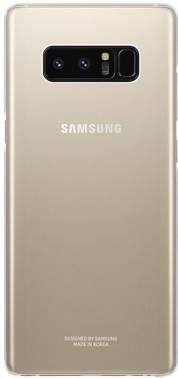 Чехол Samsung Clear Cover Great, для Samsung Galaxy Note 8, прозрачный (EF-QN950CTEGRU)