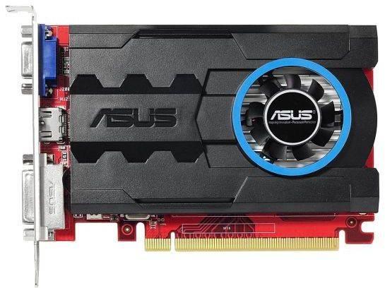 Видеокарта Asus Radeon R7 240 1024 МБ (R7240-1GD3) - фото 1