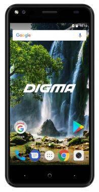 Смартфон Digma E502 4G VOX 16ГБ темно-синий (VS5036PL)