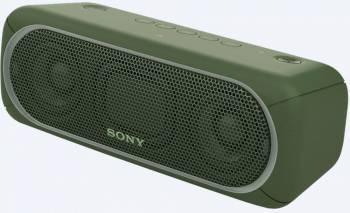 Колонка портативная Sony SRS-XB30 зеленый (SRSXB30G.RU4)