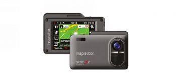Видеорегистратор и Радар-детектор Inspector SCAT SE черный