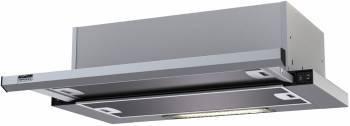 Встраиваемая вытяжка Krona Kamilla 500 slim нержавеющая сталь