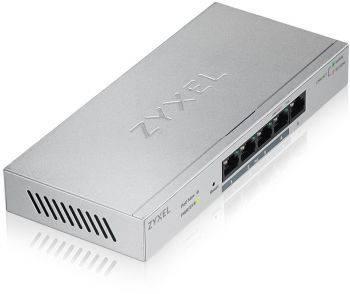 Коммутатор управляемый Zyxel GS1200-5HP GS1200-5HP-EU0101F
