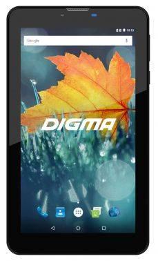 Планшет 7 Digma Plane 7557 4G 16ГБ черный