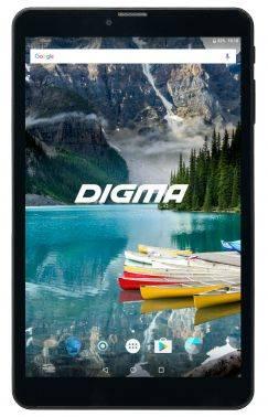 """Планшет 8"""" Digma Plane 8558 4G 16ГБ графит (PS8172PL)"""