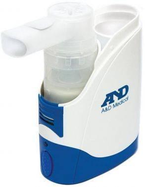 Ингалятор компрессорный A&D CN-234 белый (I02089)
