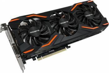 Видеокарта Gigabyte GeForce GTX 1080 8192 МБ (GV-N1080D5X-8GD)