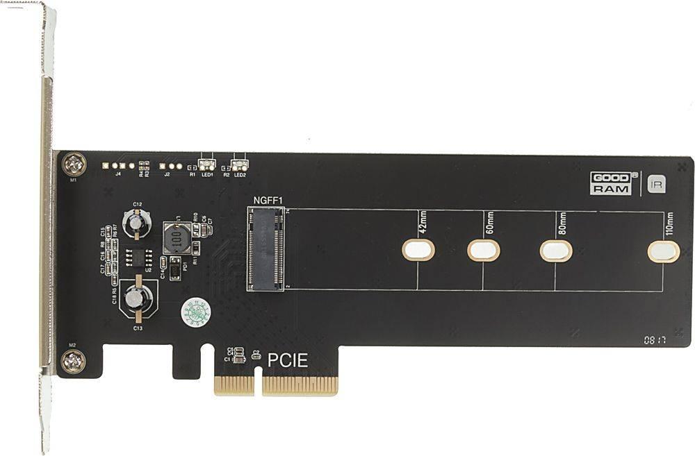 Адаптер-переходник OCZ ADSSD-PCI-M2-GR - фото 3