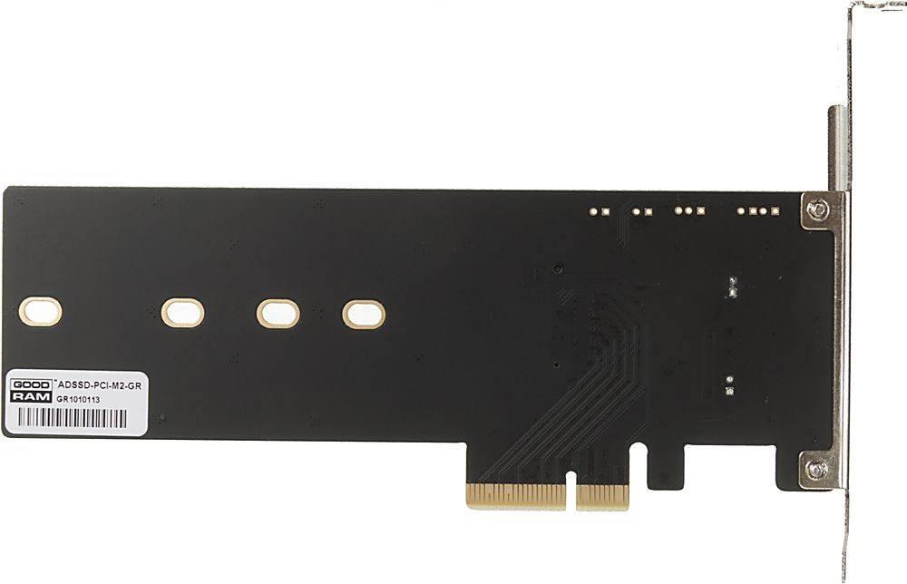 Адаптер-переходник OCZ ADSSD-PCI-M2-GR - фото 4