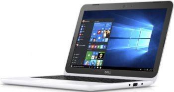 Ноутбук 11.6 Dell Inspiron 3162 (3162-5113) белый