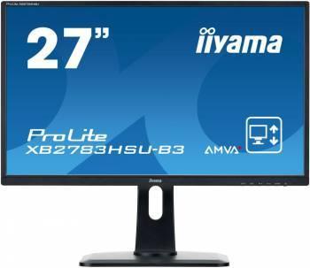 Монитор 27 Iiyama XB2783HSU-B3 черный