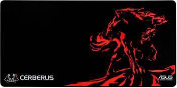 Коврик для мыши Asus CERBERUS MAT XXL черный / красный