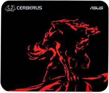 Коврик для мыши Asus CERBERUS MAT MINI черный / красный