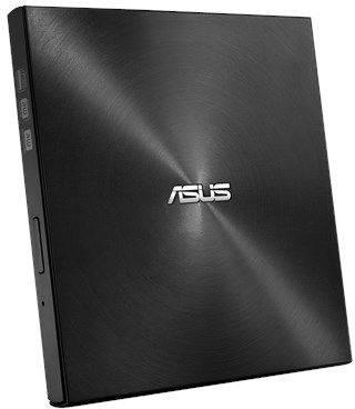Оптический привод Asus SDRW-08U9M-U черный USB slim (SDRW-08U9M-U/BLK/G/AS)