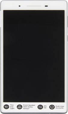 Планшет 7 Lenovo Tab 4 TB-7504X 16ГБ белый (ZA380053RU)