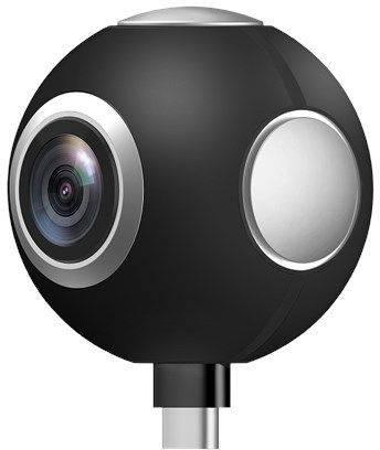 Камера Asus 360 черный (90AC02G0-BMK002) - фото 1