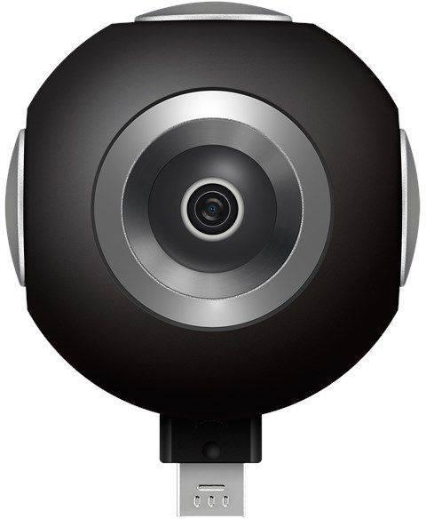 Камера Asus 360 черный (90AC02G0-BMK002) - фото 3