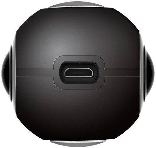 Камера Asus 360 черный (90AC02G0-BMK002) - фото 4
