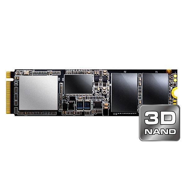 Накопитель SSD 256Gb A-Data XPG ASX7000NPC-256GT-C Gammix S10 PCI-E x4 (ASX7000NPC-256GT-C) - фото 2