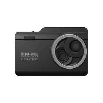Видеорегистратор и Радар-детектор Sho-Me Combo Slim Signature черный