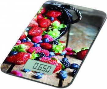 Кухонные весы Polaris PKS 0748DG рисунок