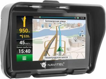 "GPS-навигатор Navitel G550 4.3"" черный"